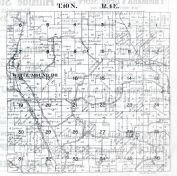 Township 10. N., Range 4 E. - White Mound, Sauk County 1921